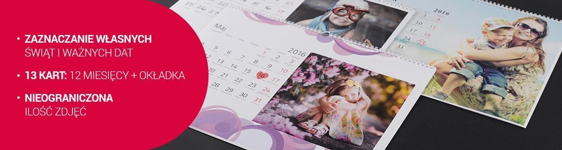 Fotokalendarz 2017 Rossmann